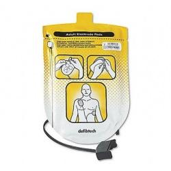 Défibtech View Electrodes Adultes DDP-2001