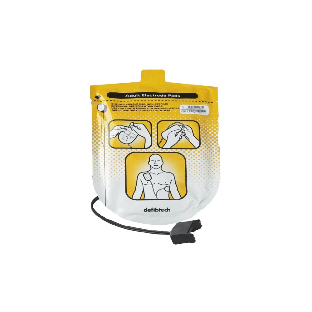 Electrodes adultes d fibrillateur lifeline d fibtech ddp 100 for Lifeline interieur