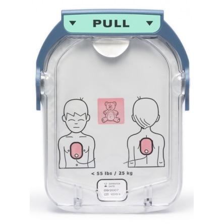 Philips HS1 électrodes pédiatriques