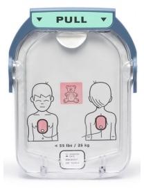 Electrodes Pédiatriques Philips HS1 HeartStart M5072A
