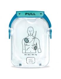 Electrodes Adultes Philips HS1 HeartStart M5071A pour défibrillateur M5066A