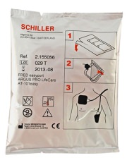 Electrodes Adultes Fred EasyPort Schiller