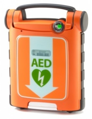 Pack DAE PowerHeart G5 Défibrillateur Cardiac Science