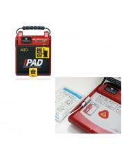 Electrodes Adultes I-PAD NF-1200 Défibrillateur CU Medical