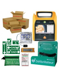 Pack DAE BeneHeart D1 Défibrillateur Mindray