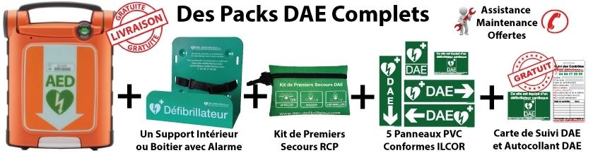 Packs DAE