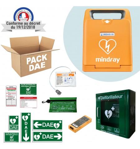 Pack défibrillateur  Mindray C1A