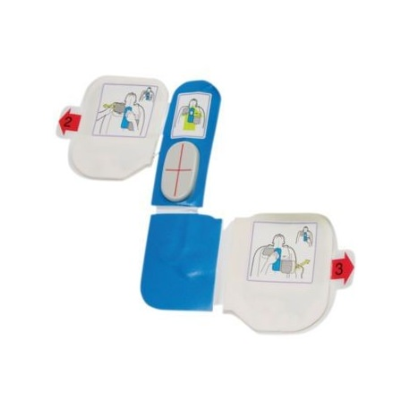 Electrodes Adultes CPRD ZOLL AED+