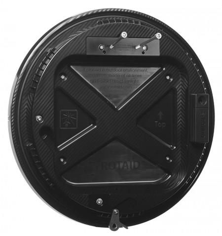 Coffret DAE Extérieur Chauffage et Alarme Boitier Défibrillateur Rotaid