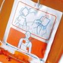 Electrodes AED 2100 Nihon Kohden