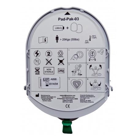 PadPak Adulte Défibrillateur Samaritan PAD 300P