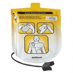 Défibtech Lifeline Electrodes Adultes