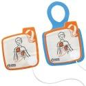 Electrodes pédiatriques Powerheart G5