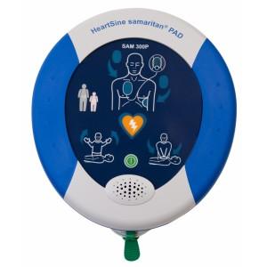 Défibrillateur Heartsine Pad 300P Samaritan Pad